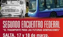 Encuentro Federal de Transporte Salta