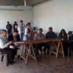 AMT se reunió con taxistas de Rosario de Lerma