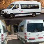 La AMT suspende el servicio de transporte de turismo