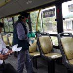 AMT controló la limpieza y la frecuencia del servicio metropolitano