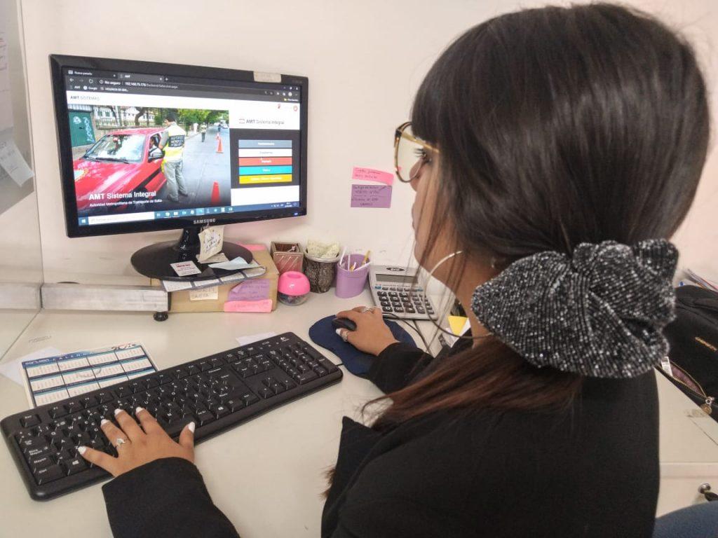 Actualizacion documental online de amt